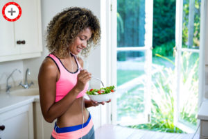 LEARN WHAT TO EAT BEFORE AND AFTER A WORKOUT