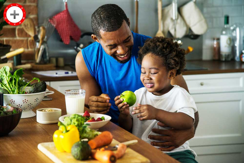 HOW TO DEVELOP BETTER EATING HABITS IN CHILDREN